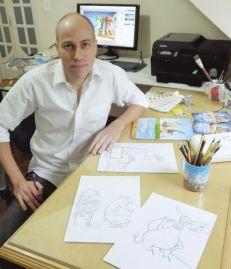 Sérgio Merli. Foto: Divulgação