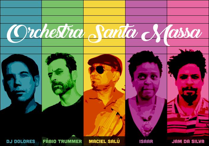 Resultado de imagem para orchestra santa massa - olimpiadas rio 2016