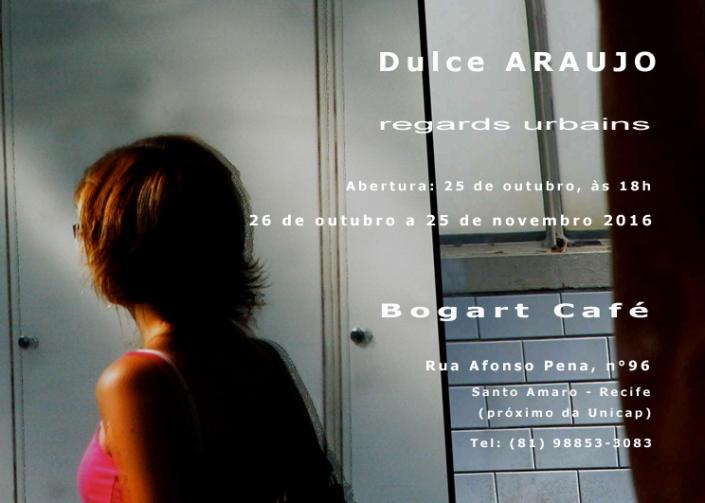 Exposição Regard Urbain - Dulce Araujo
