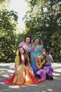 Espetáculo Minha Pequena África. Foto: Rafaella Ribeiro/Divulgação
