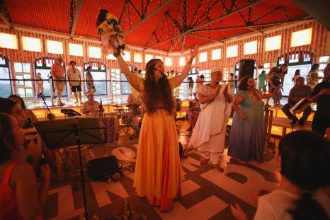 Espetáculo Minha Pequena África. Foto: Rafaella Ribeiro