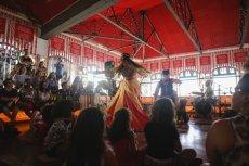 Espetáculo Minha Pequena África. Joannah Flor - Cantora e Contadora de Histórias. Foto: Rafaella Ribeiro