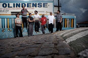 Orquestra Contemporânea de Olinda. Foto: Beto Figueiroa/Divulgação