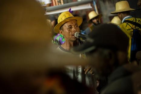 Projeto Azougue: Sambada do Maracatu Rural Águia Formosa. Foto: Eric Gomes