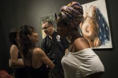 """Exposição """"A arte é um manifesto – 30 anos de Devotos"""". Foto: Eric Gomes"""