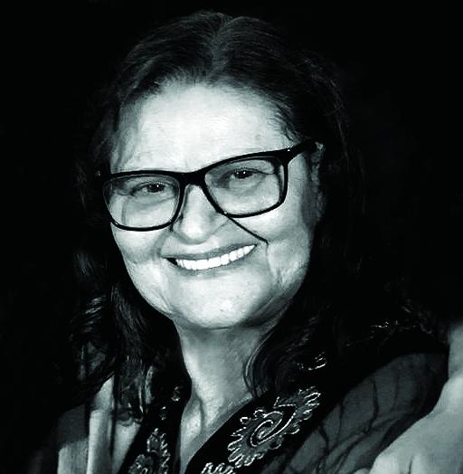 Escritora Maria Vilani. Foto: Felipe Gabriel