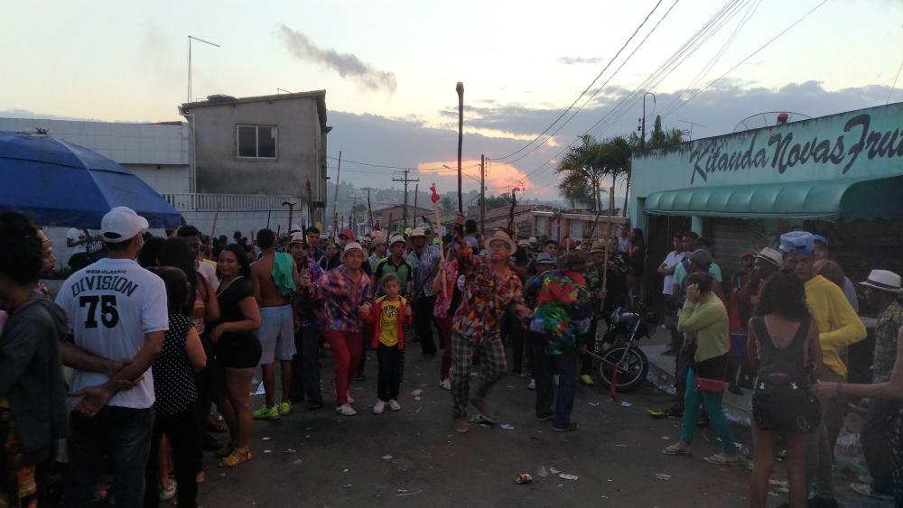 Sambada do Maracatu Rural Águia Formosa. Tracunhaém. Foto: Rute Pajeú